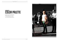 Pull Brand Manual by Leonardo Arvin, via Behance