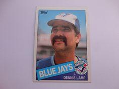 Dennis Lamp 1985 Topps Baseball Card