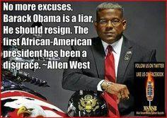 "Allen West: ""Obama Is The Biggest Criminal In U.S.A."""