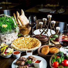Novruz inspiration in Evdə #evde #beatgroup #evdegeo #baku #azerbaijan #georgian #georgiancuisine #nationalcuisine #traditionalcuisine #cuisine #food #restaurants #novruz