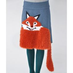 "HEEL - Athens Lab, Skirt ""Fox"""