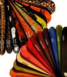 Custom Leather Belt by Project Transaction | Hatch.co #custom