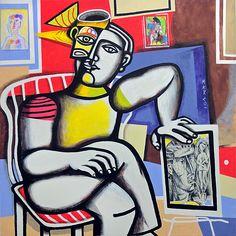 Lovers Art, Canvas, Artwork, Painting Art, Tela, Work Of Art, Auguste Rodin Artwork, Canvases, Artworks