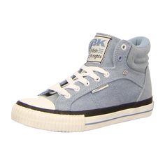 NEU: British Knights Sneaker Dee - B37-3717-02 - lt blue -
