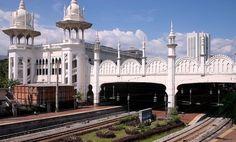 Estação Ferroviária de Kuala Lumpur/ Malásia