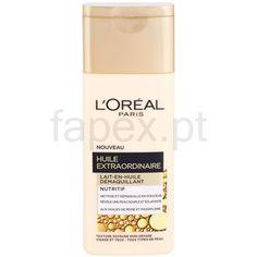 L'Oréal Paris Extraordinary Oil loção facial nutritiva em óleo | fapex.pt