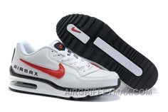best website 9b0cc 81a27 Hot New Zealand 2014 New Air Max Ltd 01 Mens Shoes White Red, Price   97.00