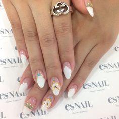 #nail#nails#nailart#naildesign#esnail#esnail_shibuya#gelnail#NOTD#japanesenail#ネイルサロン#渋谷#nailsalon#ネイル#エスネイル#ジェルネイル@esnail_la #frenchnail#simplenails#autumnnails