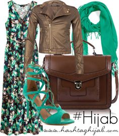 Hashtag Hijab Outfit #376