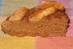 Apple Cinnamon Spice Cake (Gluten-Free & Vegan)