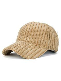 a5650bc1e16 Buy Women Men Cotton Corduroy Baseball Cap Vintage Adjustable Hat Khaki and  more Women s Baseball Caps enjoy big discount up to off