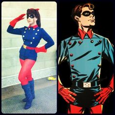 This female Bucky Barnes is one of the best gender-bent cosplays I've ever seen! [CAPTAIN AMERICA]