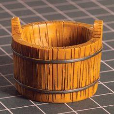 Barrel-end Washtub (PR)