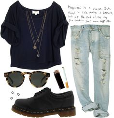 """""""day"""" by crystaliz-ed ❤ liked on Polyvore"""