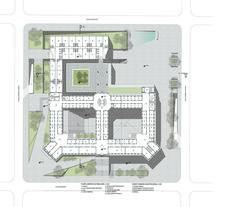 Galería - Primer Lugar Concurso Anteproyecto Centro Cultural, Comercial Y Residencial Paseo De Güemes - 181
