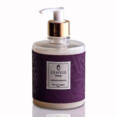 Sabonete Líquido Lavanda  L'envie Parfums Home Collection