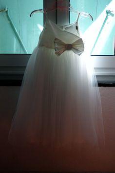 A princess bridesmaids dress Photograph by Cherry Thatcher