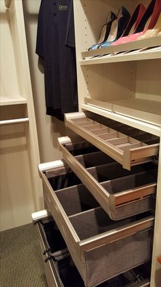 Awesome Closet Components Are By Hafele. Theyu0027re The New Engage Cloth System, And