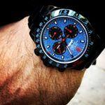 Bamford Watch Department – Customised Luxury Watches – Black Rolex MGTC – BWD X ASPREY – ROLEX DAYTONA