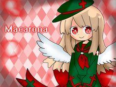 Macarona (funamusea) by hannacao