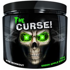 Cobra Labs The Curse Pre-Workout Supplement