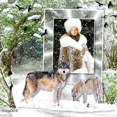 Snow animat.-