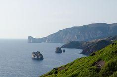 Faraglioni Nébida Masua - Sardegna - Sardinia