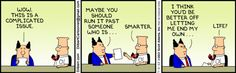 Dilbert.com - The Official Dilbert Website with Scott Adams' color strips, Dilbert animation, mashups and more!