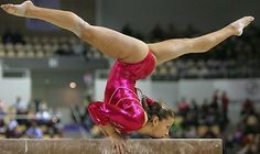 Gymnastics - Click image to find more Kids Pinterest pins