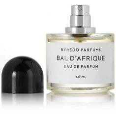 Byredo Bal D'Afrique Eau de Parfum - Neroli & Cedar Wood, 50ml ($115) ❤ liked on Polyvore featuring beauty products, fragrance, colorless, byredo perfumes, byredo, oil perfume, edp perfume and eau de parfum perfume