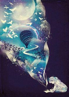 Fascinatingly Fanciful Art by Dan Elijah G. Fajardo - Pondly on imgfave
