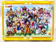 Dragon Ball Z 1000 Piece Puzzle 50×75cm Son Gokou Majin Boo JAPAN ANIME
