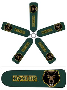 This is a seriously #BaylorProud fan for a seriously Baylor Proud fan.