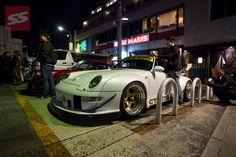 RWB Porsche Roppongi Japan Hard Rock Meet 15
