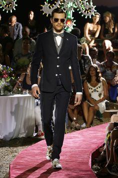 Le défilé Dolce & Gabbana Alta Sartoria homme automne-hiver 2015-2016