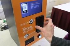 Bitcoin ATM Converts Any World Currency Into Online Currency (+VIDEO) BTW...make coin here FREE: http://btcfreemart.imobileappsys.com/defindex.php