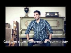 Your Majesty - Official Lyric Video - Aaron Shust - YouTube