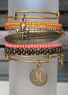 Alex and Ani Jewelry/Sarah Carolyn #AlexandAni #madeintheUSA #SarahCarolyn #armcandy