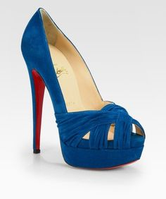 e7e0f951995 Louboutin via Tessa McGuire on Lyst Christian Louboutin Shoes