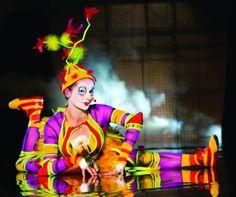 Cirque du Soleil's Tickets by La Nouba