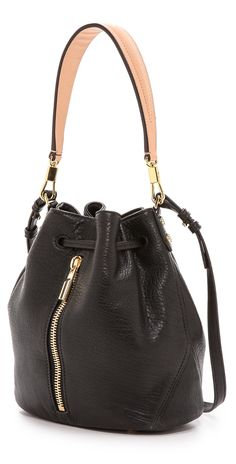 Elizabeth and James Cynnie Mini Bucket Bag | SHOPBOP
