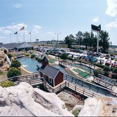There's no fame and fortune for the champion, but for the putting professionals gathered in Augusta, this is no trivial pursuit. Putt Putt Golf, Miniature Golf, Golf Channel, National Championship, Paris Skyline, Golfers, North Carolina, Mansions, Competition
