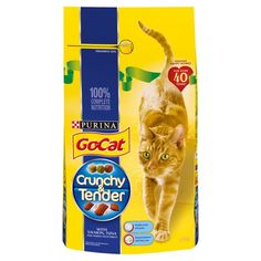 FREE Purina Go Cat Crunchy & Tender Irresistible - Gratisfaction UK