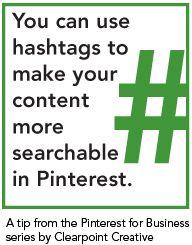 #PinterestTips