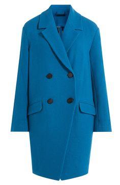 DIANE VON FURSTENBERG - Wool Coat   STYLEBOP.com