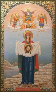 Russian Orthodox, Orthodox Icons, Religious Art, Angels, Painting, Image, Christian Art, Lds Art, Angel