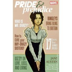 Pride & Prejudice - Marvel Graphic Novel.