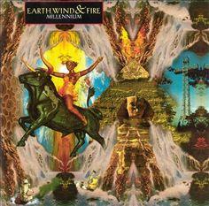 Funk-Disco-Soul-Groove-Rap: 1993 - Earth, Wind & Fire – Millennium