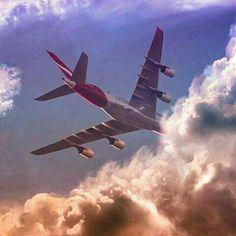 Qantas A380, Airbus A380, Jet, Aviation, Aircraft, Planes, Airplanes, Airplane, Plane