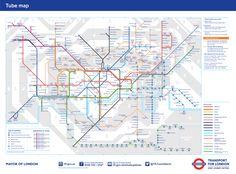 schematic map